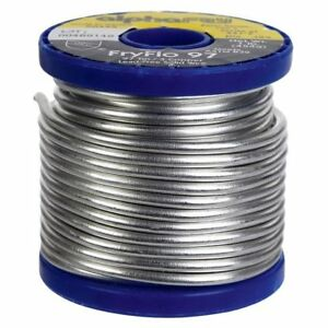 Alpha Ph50445 Lead Free Solid Wire Solder 16 Oz