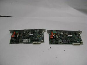 Dukane Nurse Call 110 3628b Telco Station Pc Board Lot Of 2 Procare Star 6000 Ge