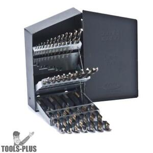 Champion Cutting Tools 129c 29 Piece 705 Black Hss Drill Set New