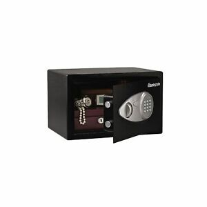 Sentrysafe Security Safe 0 5 Cubic Feet Electronic Lock With Override Key X055