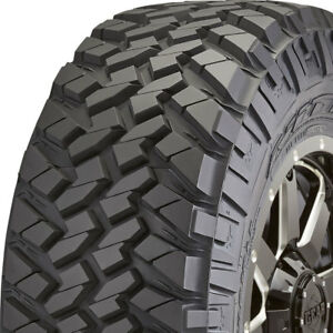35x11 50r20 10 Ply Nitto Trail Grappler M T 124 Q Mud Tires Set Of 4
