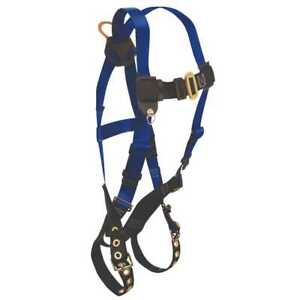 Falltech 7016 Contractor Full Body Harness New
