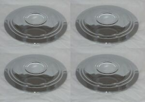 4 Cap Deal Original Mclean 80 Spoke Wire Wheel Rim Chrome Steel Center Caps