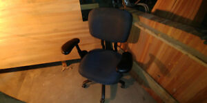 Haworth He Improv Task Desk Chair Thick Gel Padding high End 1700 Msrp 10 Avail