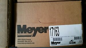 Meyer 17163 17189 Ez Plus And Mdii Plow Mount For 08 Up Ford F250 Up To F550