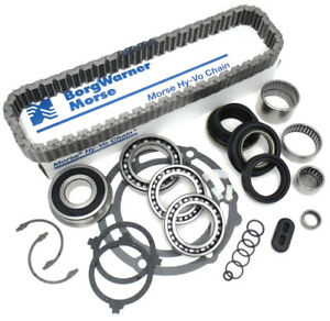 Np 246 Transfer Case Rebuild Bearing Chain Kit 98 On Chevy Gmc Tahoe Bk351d 1