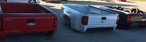 Gmc Sierra One Ton 3500 Chevy Silverado Dually Truck Box Take Off Beds Chevrolet