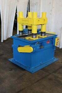 Alpha 4 Post Flying Cut Off Press 125 Ton 6895a
