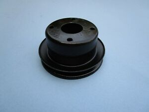 Nicely Reconditioned Engine Fan And Water Pump Pulley For Mga 1500 And 1600