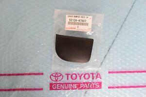 Genuine Toyota Prius 12 15 Front Bumper Tow Hook Eye Cap Cover Left 5212847907