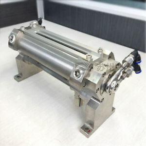 Used Yag Laser Crystal Rod 6mm 200mm With The Cover