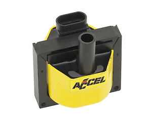 Accel 140024acc Ignition Coil Supercoil Gm Vortec Engine 1996 2001 5 0 5