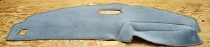 1989 1990 1991 1992 1993 1994 Ford Ranger Dash Cover Charcoal Grey Velour