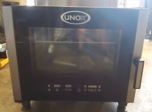 Unox Eav 315g 120 Eav315g 120 Combi Oven Gas Steamer 30 Day Warranty