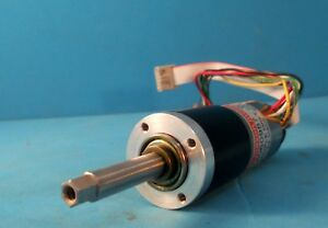 Maxon M051255 Brushless Dc Motor With Encoder And Gearbox sample