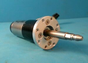 Maxon Ec max 335996 1035975 Brushless Dc Motor With Gearbox And Encoder