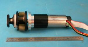 Maxon Ec max 335996 1035975 Brushless Dc Motor With Gearbox Encoder