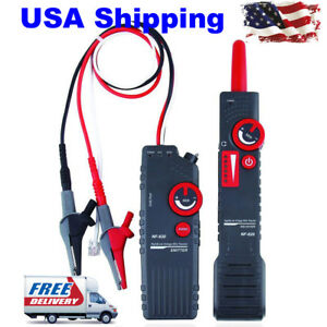 Noyafa Nf 820 High Low Voltage Wire Tracker Cable Tester Ship From Usa