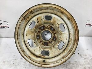 1971 Chevrolet Camaro Steel Rally Wheel 14x7 Oem