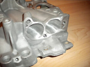 Tpi Lower Intake Porting Service Corvette F Body