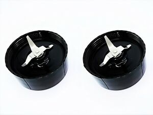 2 Replacement Cross Blades Compatible with Magic Bullet Juicer Mixers MB1001 $9.95
