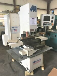 2003 Milltronics Rh12 3 Axis Cnc Tool Room Mill 110770