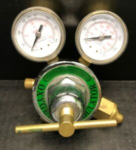 New Oxygen Regulator 200 Psi Max Inlet 4000 Psi