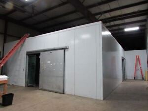 Walk in Freezer 10 w X 10 d X 8 h Financing Available