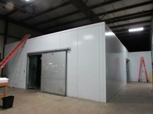 Walk in Freezer 10 w X 14 d X 8 h Financing Available