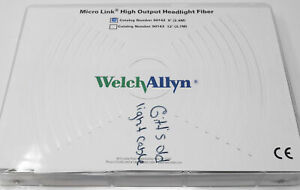 Welch Allyn Micro Link Fiber Optic Headlight Cable Ref 90142 8 2 4m Light Cabl