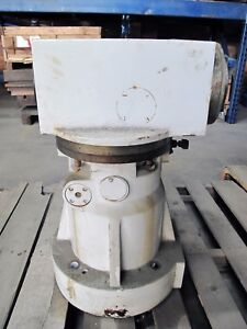 16355 Right Angle Head For Horizontal Boring Mill 50 Taper 24 Reach
