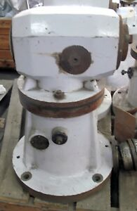 16357 Right Angle Head For Horizontal Boring Mill 50 Taper 24 Reach