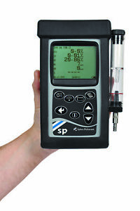 Sykes pickavant 32520000 Portable 4 Gas Analyser Co Hc Co2 O2 Handheld