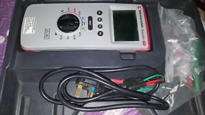 Seaward Power Test 1557 Multi Functional Installation Tester