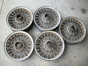 Mgb Wire Wheel Price Is For 1
