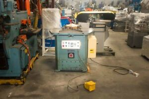Amada Hydraulic Power Notcher Coper 10 Ga X 8 5 8 7794