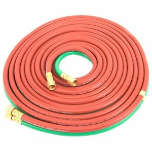 Forney Industries Forney 86164 Oxygen Acetylene Hose T grade 1 4