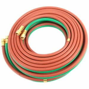 Forney Industries Forney 86165 Oxygen Acetylene Hose T grade 1 4