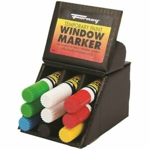 Forney Industries Forney 70859 Window Marker Display 9 Piece
