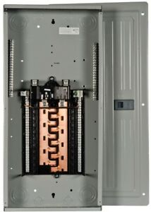 200 Amp 20 space 40 circuit Main Breaker Box Indoor Load Center Circuit Panel