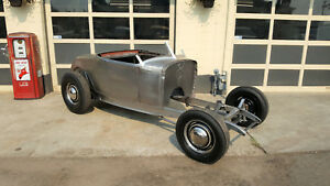 30 31 Model A Roadster Reproduction Car Hot Rat Rod 32 Ford Brookville Body