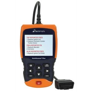 Actron Cp9680 Auto Scan Plus With Abssrs Code Connect
