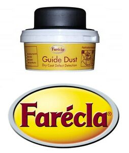 Farecla Dry Guide Coat 100g Aplicator Effective For Highlighting Imperfections