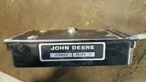 Ah99671 Shaft Speed Monitor And Header Height Control Box For 7720 John Deere