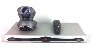 Polycom Vsx 8000 Video Conferencing System W Remote And Camera Mptz 5n
