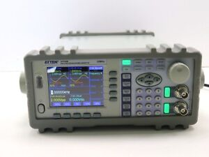 Atten Atf20b Dds Function Generator 20mhz power Tested