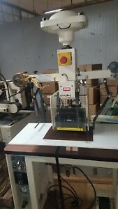 Hot Foil Stamping Machine With Foil Puller