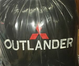 Mitsubishi Outlander 2003 2019 Custom Fit Seat Covers Full Set Front