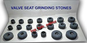 40 Pcs Valve Seat Grinding Stones For Black Decker And Sioux 4 Pcs Each Size