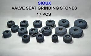 Grey Sioux Valve Seat Grinding Stones 28 Mm To 65 Mm